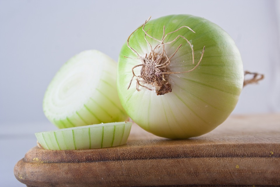 onion for asthma